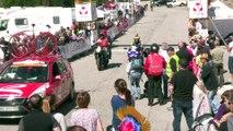 Ronde de l'Isard 2016 : l'arrivée de la 2e étape