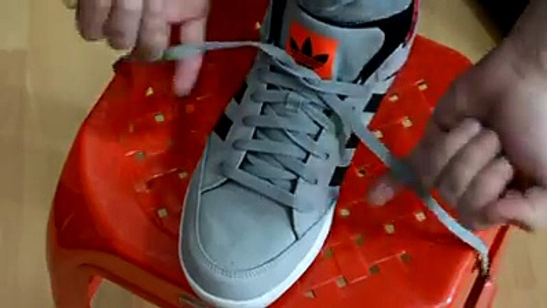 Tie a shoelace in seconds | Tie a Knot | Tie Laces | Save Time |