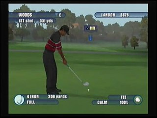 Tiger Woods PGA Tour 2003 (PS2) Pebble