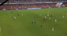 Edin Dzeko Goal 1-1 Al Ahly vs Roma