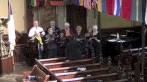 "FSPC - 27 Oct 2013 - Anthem - ""O God of every Nation"" - FSPC Worship Choir; Ed Kingins, Director"