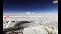 Flat Earth - mirrored