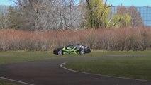 NVIDIA enseña a conducir a un coche autónomo con aprendizaje profundo