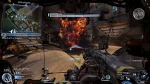 TitanFall Multiplayer Co-op Frontier Defense PC Gameplay