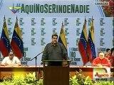 """Maduro aseguró estar """"loco como una cabra por Venezuela"""""""