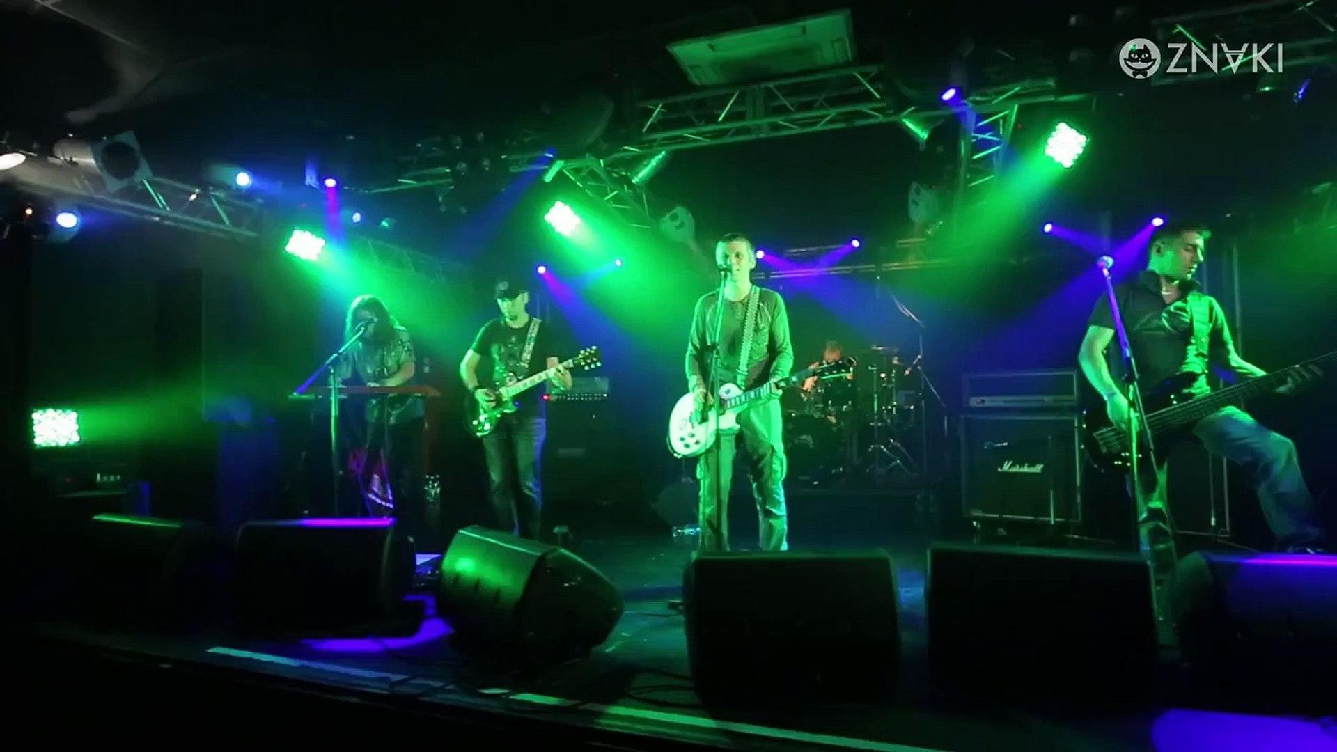ZNAKI – 15 – Полли – Live – Концерт в клубе «Зал Ожидания» – 5.09.2014