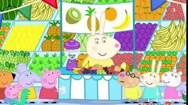 Peppa Pig- Fruit Day