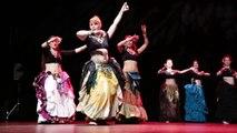 ATS American Tribal Style Bellydance avec Danse Tribale Bordeaux