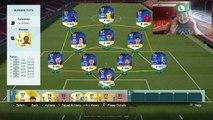 FIFA 16 Squad Builder - MORE BUNDES TOTS! w- TOTS Aubameyang, TOTS Raffael, TOTS Costa  TOTS Sane!