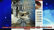 read here  College Connections Web Directory 1997 Lycos Press Insites Series