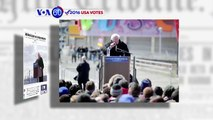 VOA60 Elections - ABC News: Hillary Clinton continues to shift her focus to the general election
