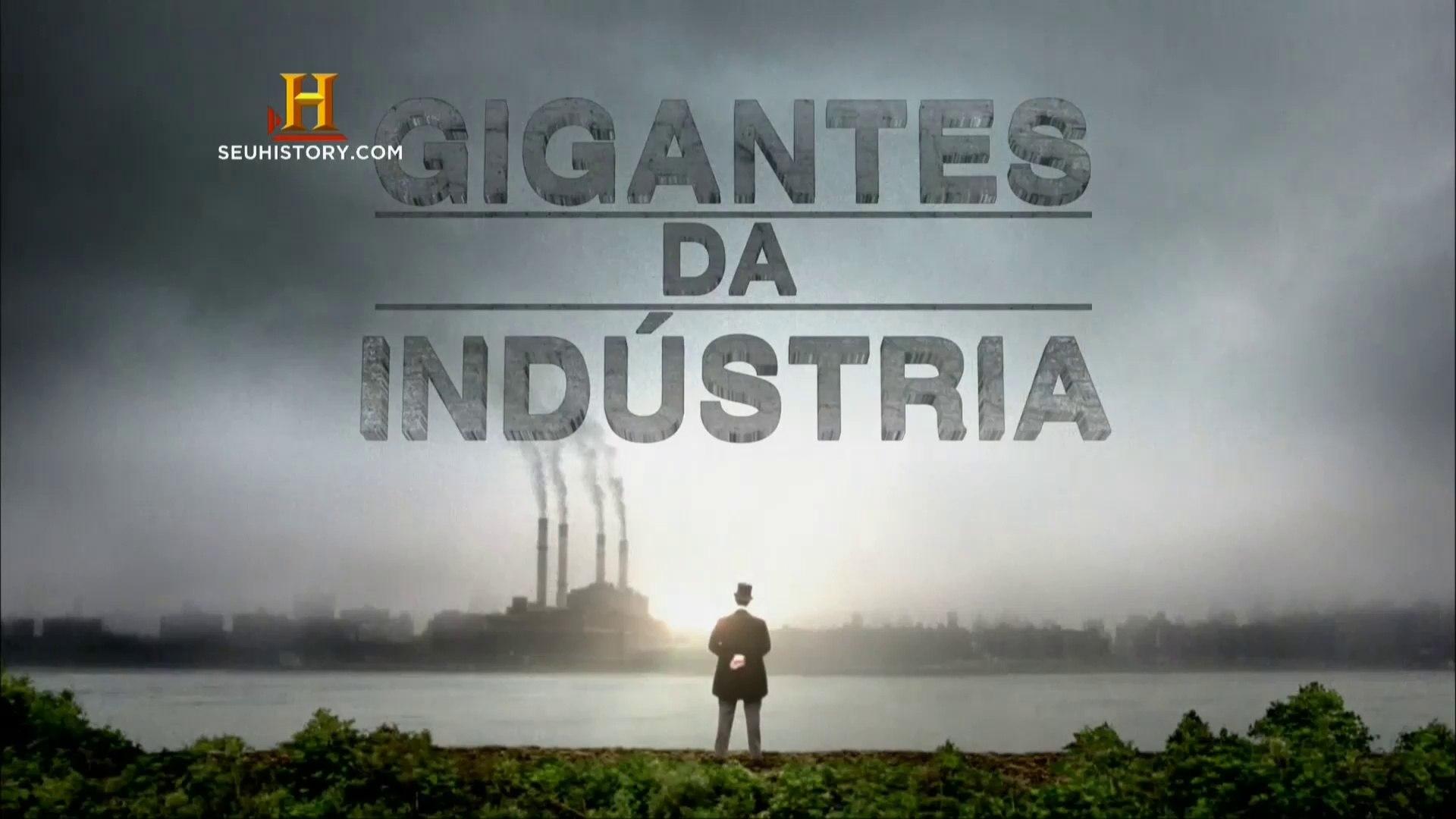 Gigantes da Indústria - Ep 4 Derramamento de Sangue