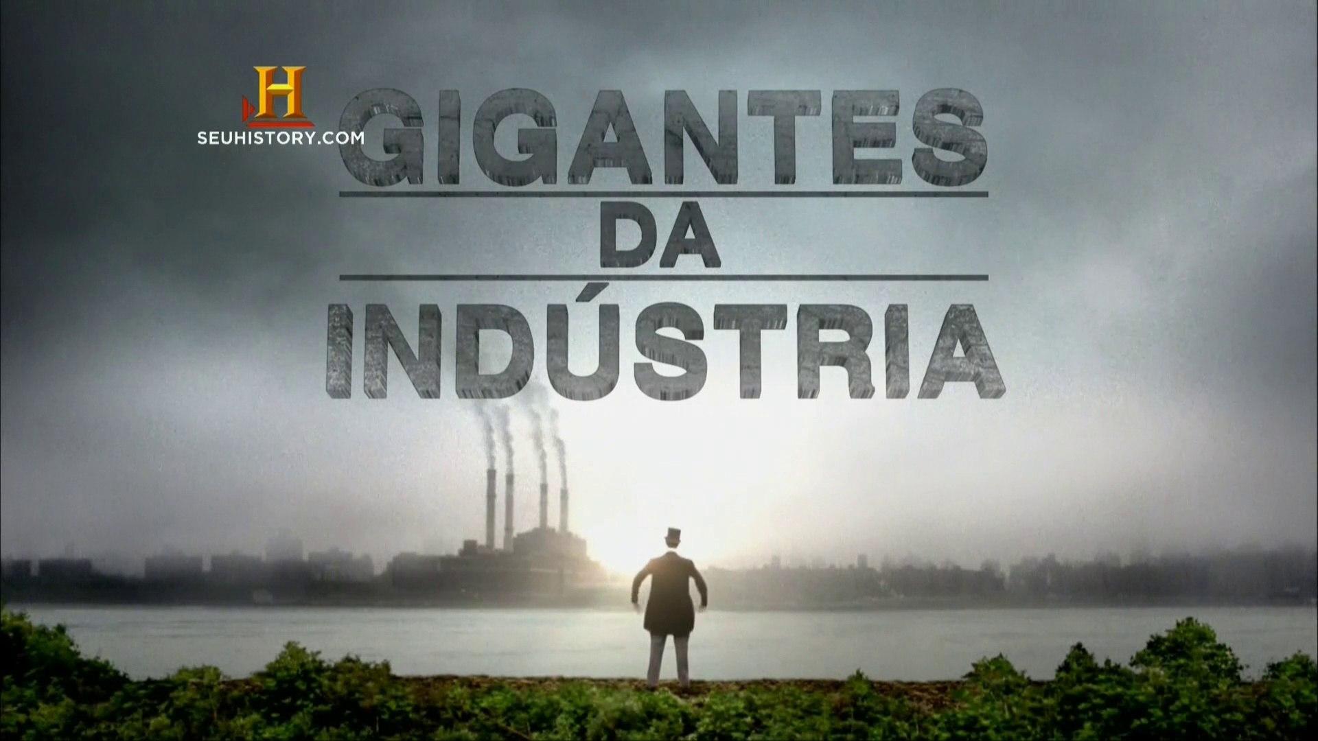 Gigantes da Indústria - Ep 5 Surge um Novo Rival