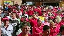 """Maduro a Mujica: estoy """"loco"""" de """"amor por Venezuela"""""""