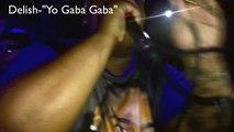 "Delish  ""Yo Gaba Gaba"" Mustache Monday Live Performance LA 4:17:16"