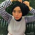 Tutorial Hijab Segi Empat Paris Turban Model Terbaru l Trend Hijab Lebaran 2016