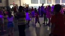 Chicken dance school dance 5-20-16