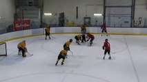 Extreme vs Shawville - Second Goal by #7 - Jan 27 2013.MOV
