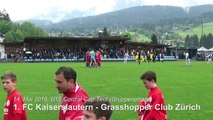 1. FC Kaiserslautern - Grasshopper Club Zürich 2 - 0 (Cordial Cup 2016)
