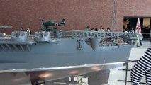 1/10 Battleship Yamato@Yamato Museum①