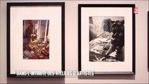 Expo - Dans l'intimité des ateliers d'artistes - 2015/05/21