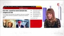 Etats-Unis : le débat pour les Présidentielles s'invite dans les rubriques nécrologiques ! - 2015/05/21
