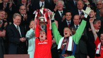 FA Cup Final 1996 - Manchester United 1 Liverpool 0