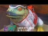 99.8 KCFM - Larkin with Toads - 28. 10- 5 TOAD
