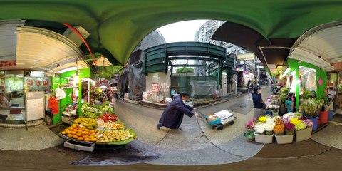【韓火火潮遊香港360°】中環街邊燒味飯