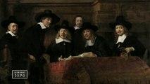 Rembrandt, du clair vers l'obscur.