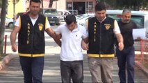 Adana PKK Gösterisinde Gasp Yapan Eylemci Yakalandı