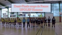 Demi finale Coupe France UFOLEP Volley-Ball