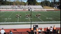 Foothill Dance Team Halftime 9/27