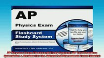 READ book  AP Physics Exam Flashcard Study System AP Test Practice Questions  Review for the  FREE BOOOK ONLINE