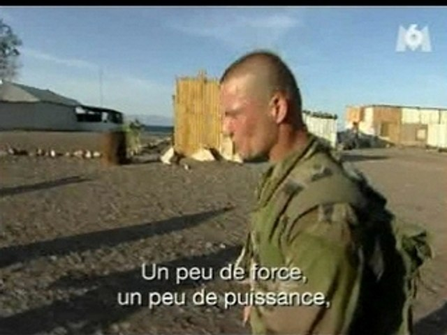 Quotidien 6  legion etrangere