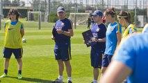 FCB Femenino: Xavi Llorens y Ane Bergara, previa FCB-Real Sociedad