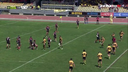 FINALE ELITE 1 - XIII LIMOUXIN vs AS CARCASSONNE XIII