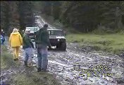 Hummer H1 In Action