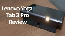 Lenovo Yoga Tab 3 Pro Review and Full Specifications