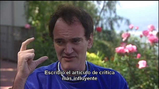 "Quentin Tarantino habla sobre ""Reservoir Dogs"" (Tarantino speaks about ""Reservoie Dogs"""