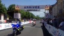 Ronde de l'Isard : L'échappée  de la 3e étape