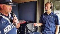 Penn State Baseball - Nebraska Postgame (5-15)
