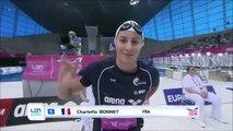 demi-finales 200m NL F - ChE 2016 natation (Bonnet)