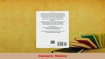 Download  Careers Nanny PDF Free