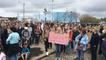 1 200 marcheurs (et des vélos) contre Monsanto