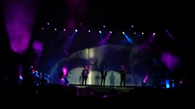Il volo - Nuestro amor es mas que grande y El Reloj (20/04/12) WTC
