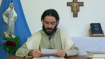 Orar con el Evangelio 20 06 2014 (Mateo 6, 19-23). María, enséñanos a pedir bien