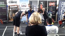 IHPC 2016 Squat 1st attempt 100kg -75kg Open
