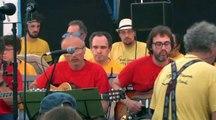 """Gratt'Essonne Big band """"Fiesta"""", Jazz sous les pommiers, 7 mai 2016"""