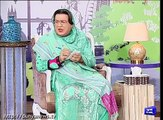 Hasb e Haal - 21 May 2016 P 2 | Interview with Firdous Ashiq Awan and Shireen Mazari